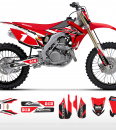 Swift Honda Graphics Kit Complete With Custom Backgrounds