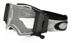 Oakley Airbrake MX Roll-Off Goggle Matte White Speed