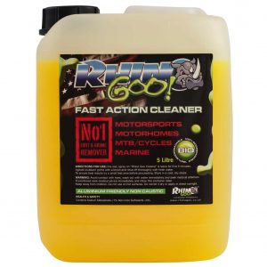 Rhino Goo Fast Action Bike Cleaner 5 Litre