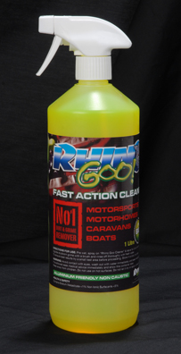 Rhino Goo Fast Action Bike Cleaner 1 Litre