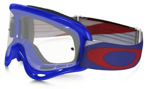 Oakley XS O Frame YOUTH Goggle Heritage Racer RWB – Clear Lens