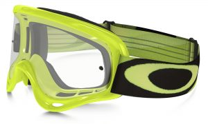 Oakley XS O Frame YOUTH Goggle Heritage Racer Green – Clear Lens
