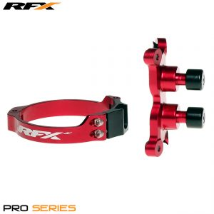 RFX Pro Series 2 L/Control Dual Button (Red) Suzuki RMZ250/450 07-16