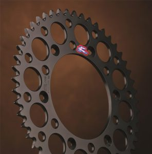 Renthal Black Rear Sprocket Honda CRF250/450 CR125/250/500