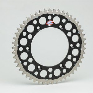 Renthal Twinring Black Rear Sprocket Suzuki RMZ250/450 RM125/250