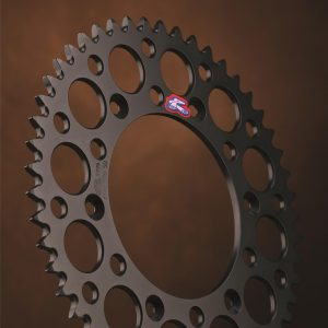 Renthal Black Rear Sprocket Yamaha YZF250/450 YZ125/250